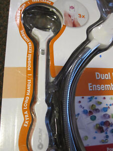 OttLite Dual LED Precision Magnifier Set - new, open package Kitchener / Waterloo Kitchener Area image 3
