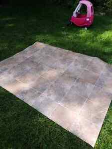Left over flooring  Sarnia Sarnia Area image 1