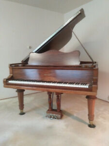 Beautiful Heintzman Grand Piano