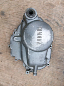 YAMAHA TTR 90 CLUTCH COVER Right Side Engine Case