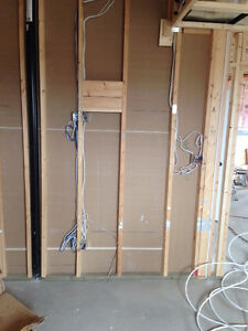 Framing, Drop down ceiling; general carpentry Residential and Co Edmonton Edmonton Area image 2