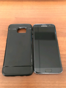 Samsung galaxy S7 Edge unlocked- incl case and original packagin