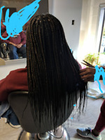 Affordable braids