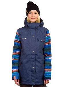 Women's dc snow jacket Warragul Baw Baw Area Preview