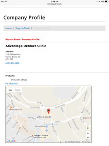 Denture Clinic for Sale