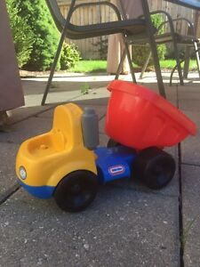 Fisher Price Truck & 3 extra toys FUN!! (Delete when sold) London Ontario image 3