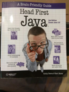 Head first Java(Beginner Friendly!)