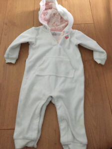 Ensemble one piece bebe fille