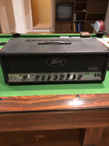 Peavey 6505 with footswitch and new tubes