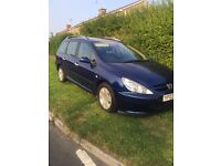 Peugeot 307 7 seater