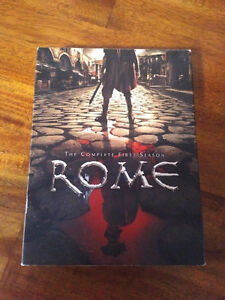 "HBO series ""Rome"" on DVD"