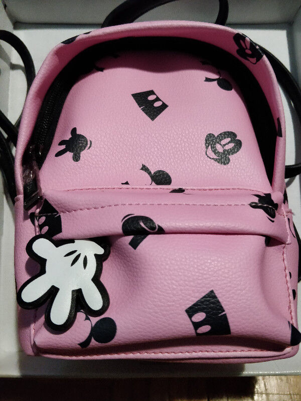983e9a067d6 Pink Mickey Mouse backpack (Supreme)