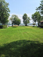 Cleared Serviced Residential WATERFRONT Lot - City of Orillia