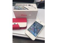 iPhone 4s - White - 16gb - boxed - Vodafone