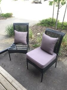 Patio chairs/furniture