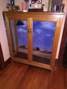 Cage for Bearded Dragon