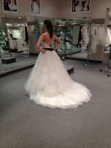 NEW LOWERED PRICE - Jacqueline Exclusive Wedding Gown