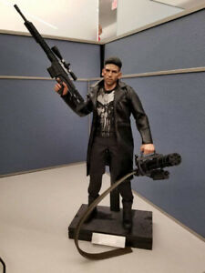 Punisher Hot Toys figure Daredevil TV show