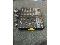Behringer DJX900 Mixer