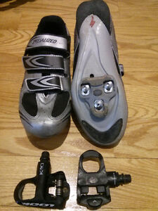 Specialized BG road cycling shoes Size 42