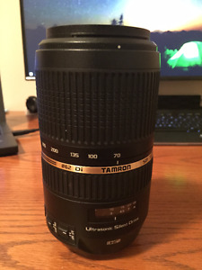Tamron SP AF 70-300mm F/4-5.6 Di VC for Canon