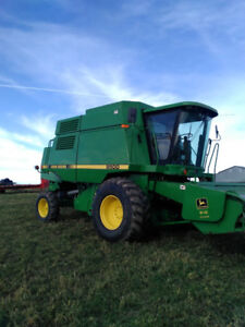 FOR SALE: JOHN DEERE 9500 COMBINE IN MINT CONDITION!!