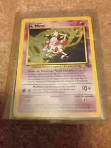 Pokemon Jungle Rare Holo's (1999) #/64 Mint condition cards $30 Cambridge Kitchener Area image 8