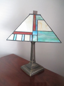 Stained Glass Table/Accent Light