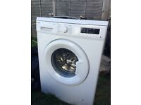 Logik L612WM15 washing machine