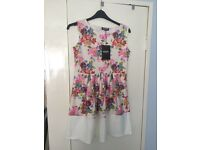 Ladies size 16 dress new with tags