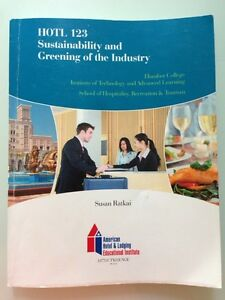 HOTL 123 Sustainability and Greening of the Industry Humber