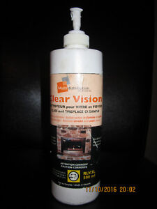 woodstove glass cleaner 3/$10