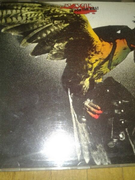 Budgie - In for the Kill,74,cd Japan