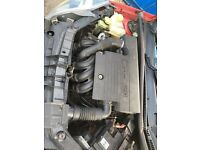 Fiesta mk6 1.4 duratec engine