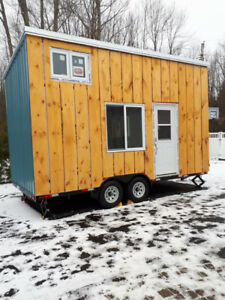 Tiny House Looking for Land