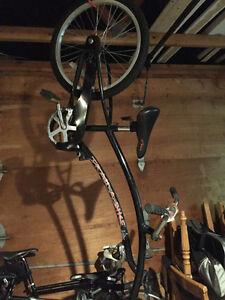 Remorque pour vélo du type 3e roue