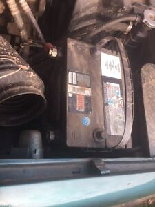 Battery for sale basically new