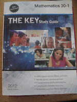 Math 30-1 The Key Study Guide