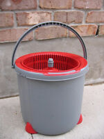 bucket without lid for sale