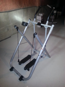 AIR WALKER GLIDER AND AB SWING EXCERCISE CHAIR FOR SALE