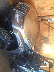 2012 Arctic cat  550 prowler side by side