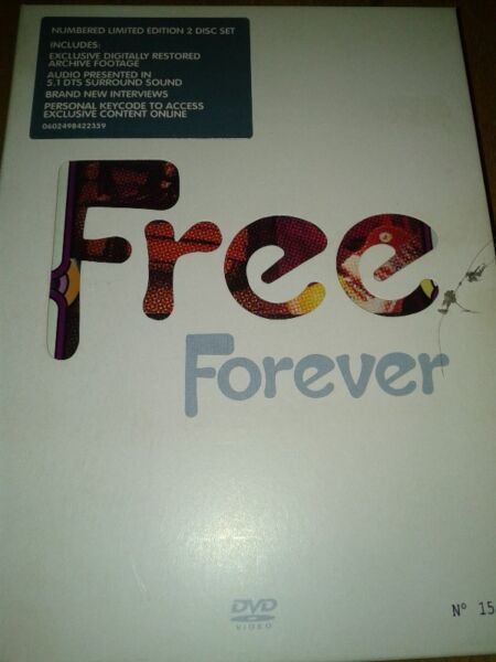 Free - Free Forever [DVD]