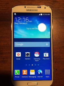 Déverrouillé,toute les compagnies,tous les payes Samsung S4
