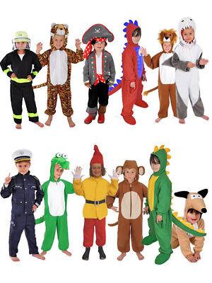 KINDER KOSTÜM - PIRAT, HAI, PFERD, DRACHE, DINO, TIGER, KROKODIL, HUND, - Hai Kinder Kostüm