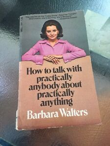 Barbara Walters book