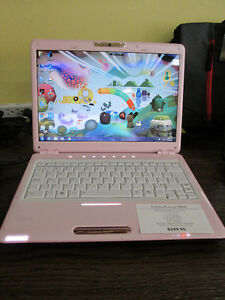Pink Toshiba Portege M800 For Sale At Nearly New Port Hope
