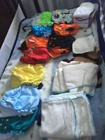 Apple cheeks cloth diapers new