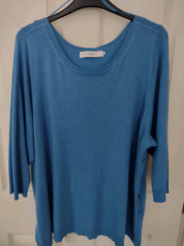 3 woman's jumpers from John Lewis - size 20