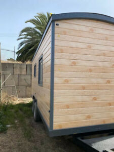 New Goldstar RV Tiny Home /Portable Home   All Abroad 20 Ft Available in Light and Dark Wood Pimpama Gold Coast North Preview