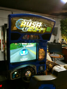 Rush 2049 Single Driver $995  Plays great - GREAT CONDITION